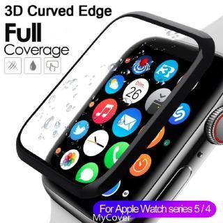 Kính cường lực bảo vệ mặt đồng hồ thông minh Iwatch 5 4 3 2 1 40mm 44mm 38mm 42mm thumbnail