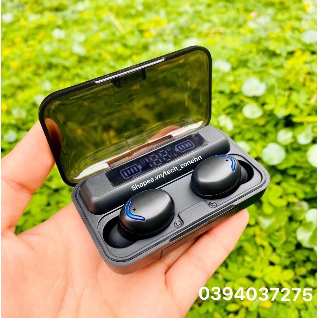 Tai Nghe Bluetooth True Wireless Amoi F9 Pro Bản Quốc Tế | Âm Thanh Cực Hay - Bh 6 tháng - Freeship