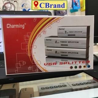 Bộ Chia VGA 1 Ra 8 Hàng Chuẩn Chất Lượng Bh 6 Tháng C.Brand thumbnail
