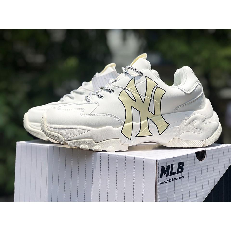 Giày MLB 🎁FREESHIP🎁 [ Giày Sneaker MLB ] Nam Nữ Cao Cấp Rẻ Nhất