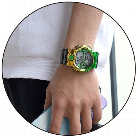 Đồng hồ  điện tử nam nữ  thể thao,Unisex cực đẹp, kiểu mới nhất năm, full chức năng-MS 08