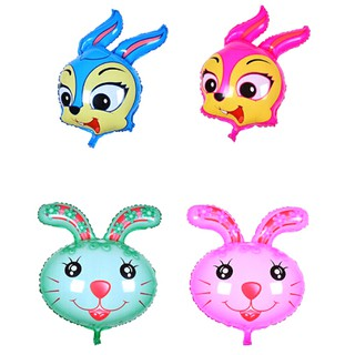Baby Cartoon Cute Foil Balloons Party Decoration Kids Toys Action Figures