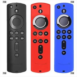 Vỏ Bọc Silicon Bảo Vệ Cho Điều Khiển Từ Xa Fire Tv 4k Tv