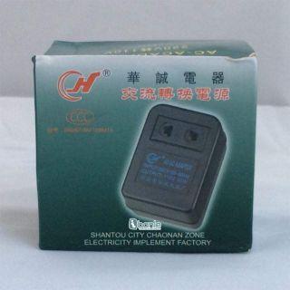 Cục đổi nguồn điện 220v sang 110v