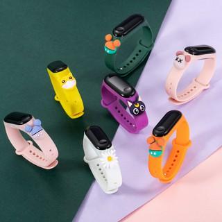 Đồng hồ Disney Silicon – ZGO Watch – Siêu cute – Siêu nhẹ – Siêu bền – Màn hình LED – Chống nước