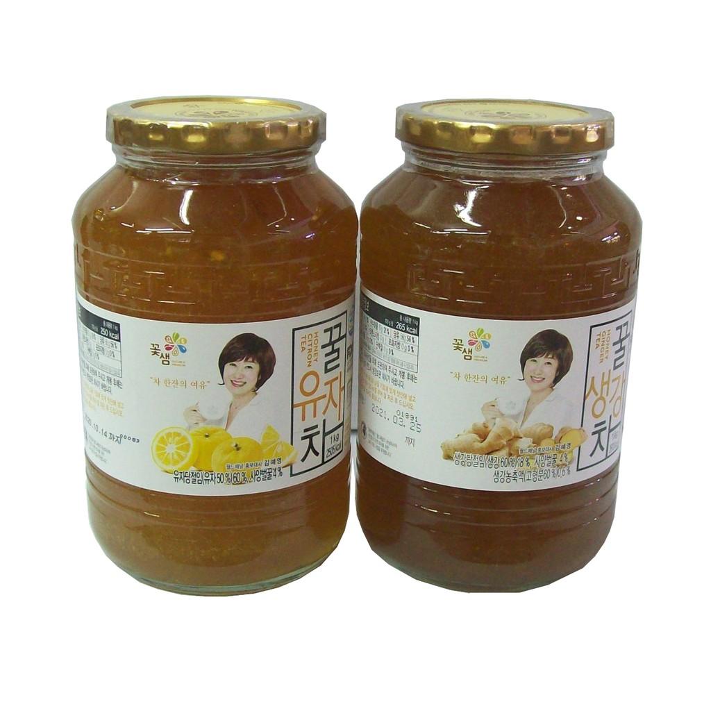 Combo 2 hũ trà thanh yên và trà gừng mật ong Kkoh Shaem Food Hàn Quốc 1 kg-PP Sâm Yến 3A - 23029173 , 2214790968 , 322_2214790968 , 520000 , Combo-2-hu-tra-thanh-yen-va-tra-gung-mat-ong-Kkoh-Shaem-Food-Han-Quoc-1-kg-PP-Sam-Yen-3A-322_2214790968 , shopee.vn , Combo 2 hũ trà thanh yên và trà gừng mật ong Kkoh Shaem Food Hàn Quốc 1 kg-PP Sâm