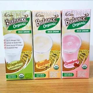 Sữa gạo hữu cơ bổ sung canxi 4Care Balancer thumbnail