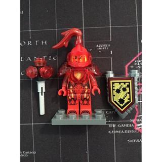 Đồ chơi lắp ráp Minifigures Nhân vật Nexo Macy
