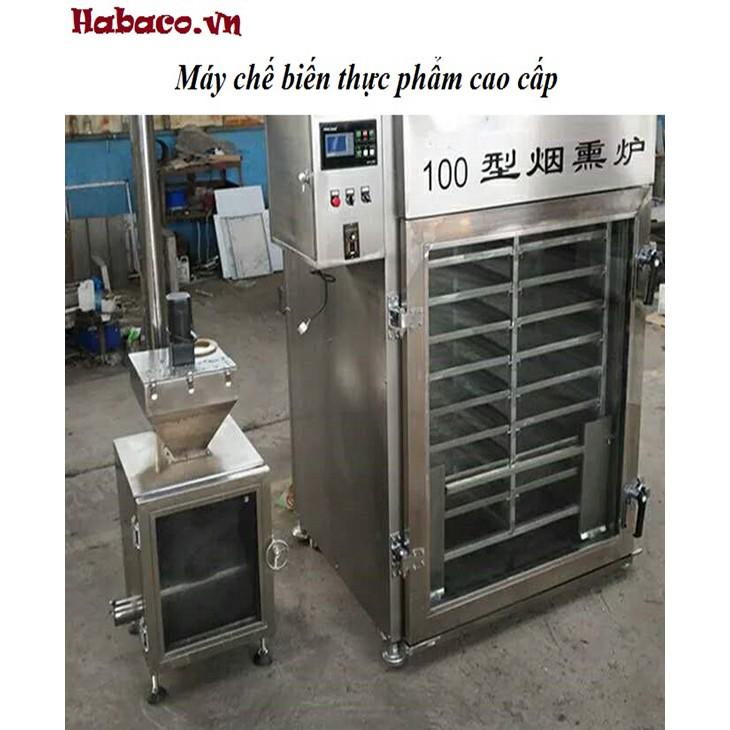Lò xông khói xúc xích 100kg