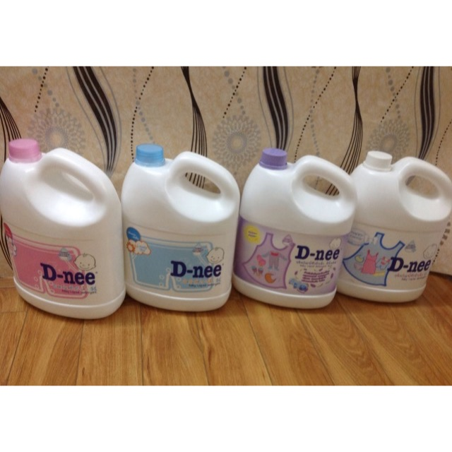 Nước giặt xả Dnee hàng chính hãng