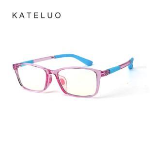 Kính mắt Kateluo 3003 Màu Laser Chống Ánh Sáng Xanh Chống Mỏi Mắt Cho Trẻ Em