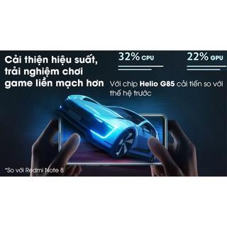 Hình ảnh Điện Thoại Xiaomi Redmi Note 9 4GB/128GB - Hàng Chính Hãng-6
