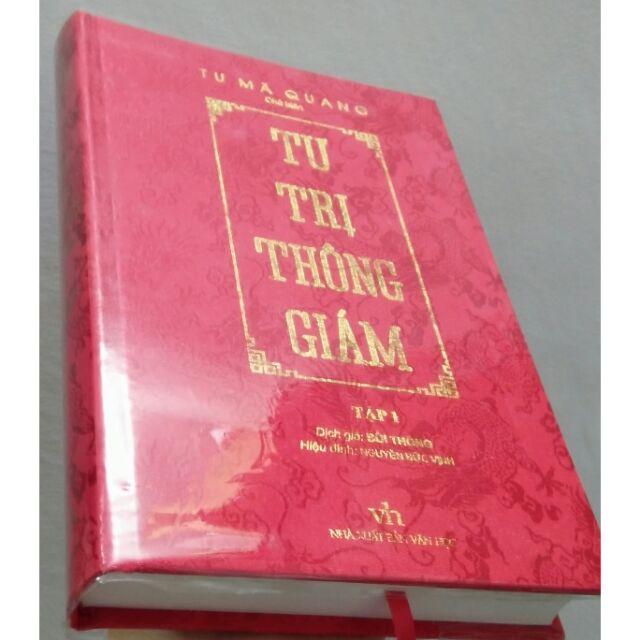 Sách - Tư trị thông giám tập 1- Tư Mã Quang