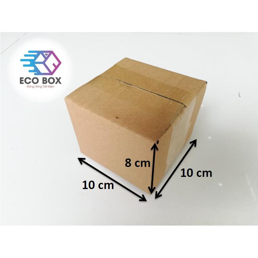 10x10x8 Hộp carton đóng hàng
