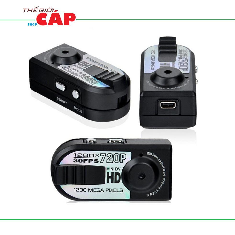 Camera Mini Siêu Nhỏ Thumb DV Q5