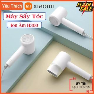 Máy sấy tóc 2 chiều mini Xiaomi Mijia Máy sấy tóc khô nhanh Ion âm H300 , Máy sấy tóc công suất lớn thumbnail