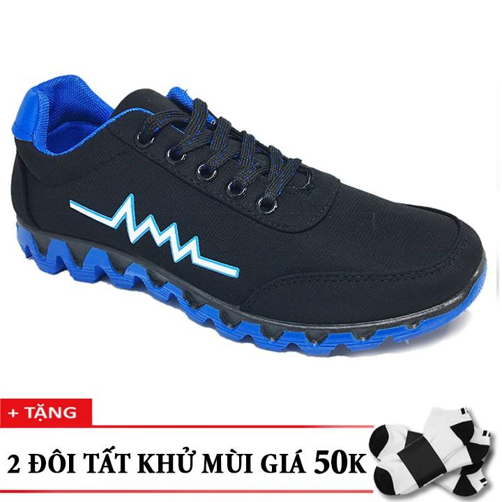 [FREESHIP] Giày thể thao nam đế sóng xanh+ tặng kèm 2 đôi tất SP7801 - 2777002 , 1257732490 , 322_1257732490 , 249000 , FREESHIP-Giay-the-thao-nam-de-song-xanh-tang-kem-2-doi-tat-SP7801-322_1257732490 , shopee.vn , [FREESHIP] Giày thể thao nam đế sóng xanh+ tặng kèm 2 đôi tất SP7801