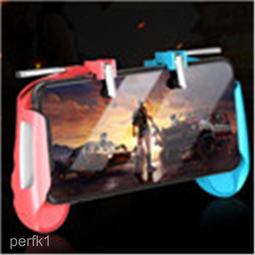 Tay cầm gắn điện thoại chơi game PUBG có nút bấm tiện dụng