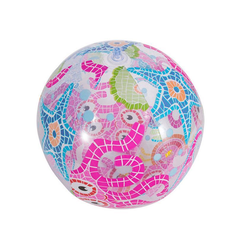 Summer Inflatable Ball Beach Volleyball Octopus Starfish Balls Pool Swim Kid Toy