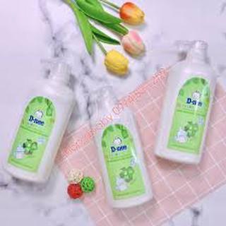 Nước Xúc Rửa Bình Sữa Dnee Chai (Mẫu Mới) - Nước rửa bình sữa, rửa núm, rửa ly- chăm sóc sức khỏe trẻ sơ sinh thumbnail