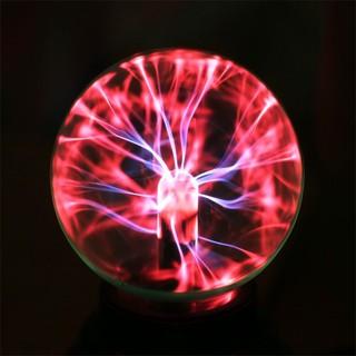 Quả cầu ma thuật Plasma trang trí bữa tiệc vào ban đêm