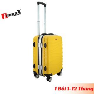 Vali nắp gập size 20inch immax A17 size xách tay lên máy bay bảo hành chính hãng 2 năm thumbnail