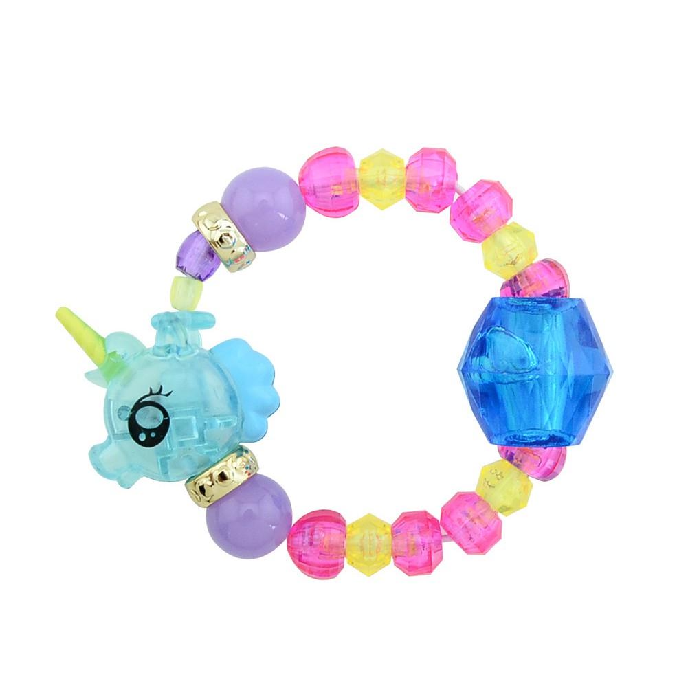 Super Beautiful Shiny Jewelry Twist Magic Toy Animal Child Kid Bracelet
