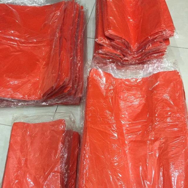 1 kg Túi PE Đỏ các size