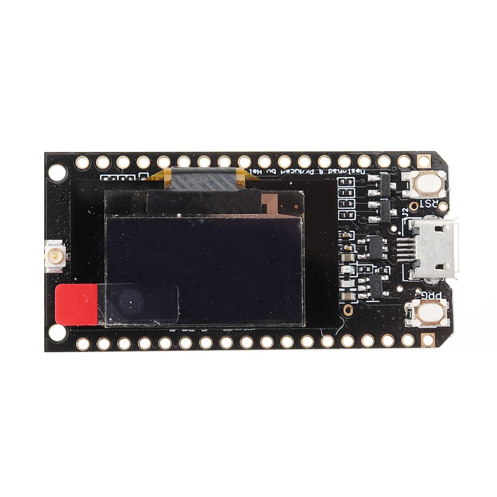 2Pcs LILYGO® TTGO LORA32 ESP32 OLED Display WIFI ESP-32 Board Module
