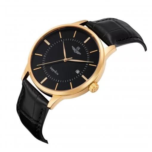 Đồng hồ nam nữ SRWATCH SG3007.4601CV và SL3007.4601CV mặt kính Sapphire chống trầy c