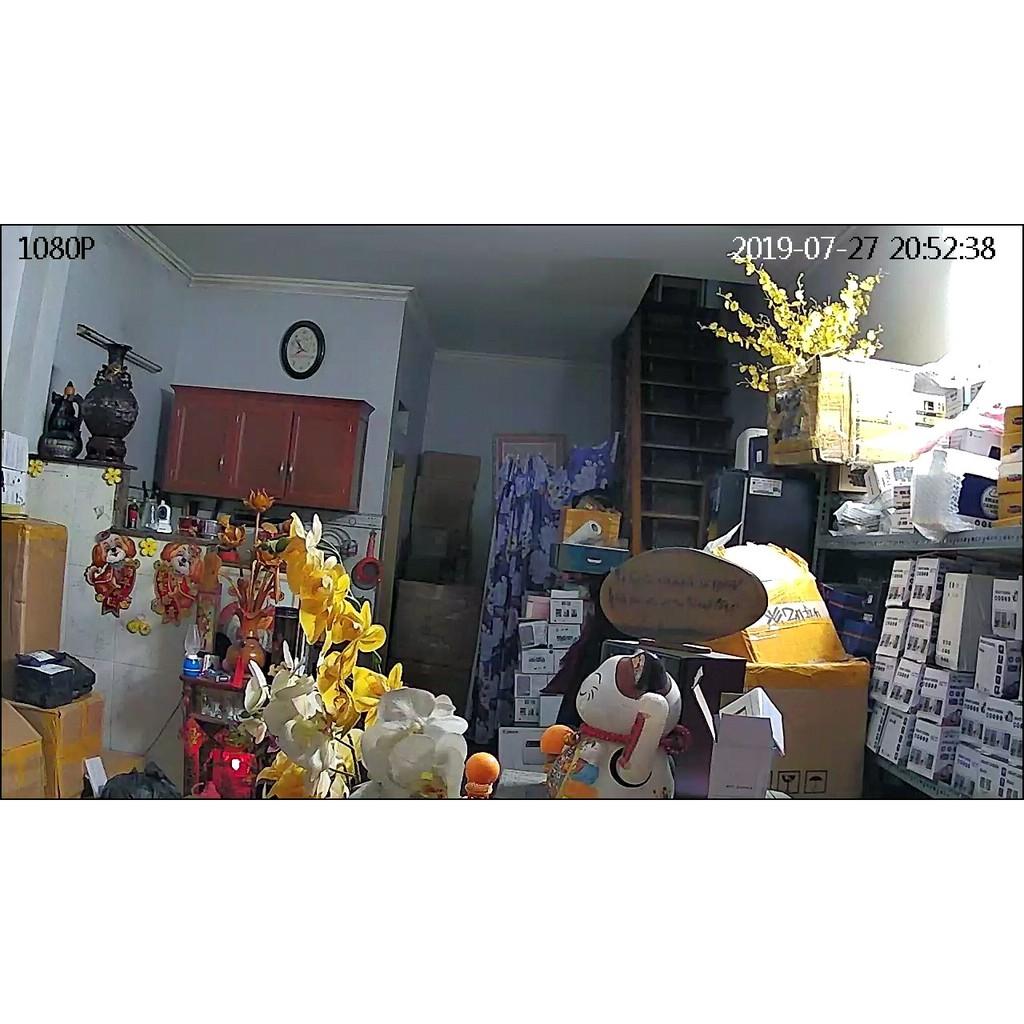 Camera Ip Wifi E8 HD1080 - Ứng dụng V380 Pro | SaleZone Store