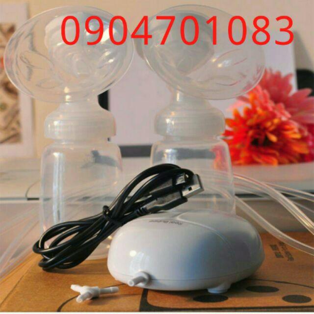 Combo máy hút sữa điện đôi real bubee - 2594356 , 164180709 , 322_164180709 , 1440000 , Combo-may-hut-sua-dien-doi-real-bubee-322_164180709 , shopee.vn , Combo máy hút sữa điện đôi real bubee