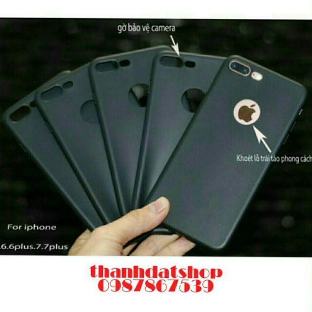 Ốp dẻo đen cho iPhone 6 / 6+/ 7+ - 9952250 , 370607048 , 322_370607048 , 25000 , Op-deo-den-cho-iPhone-6--6-7-322_370607048 , shopee.vn , Ốp dẻo đen cho iPhone 6 / 6+/ 7+