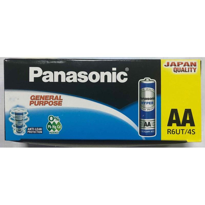 Pin tiểu AA Xanh Panasonic R6UT – 8887549037252