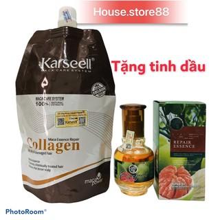 Yêu ThíchKem Hấp ủ phục hồi tóc colagen karseell chính hãng 500ml