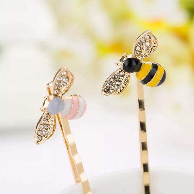 [Sẵn] kẹp mái con Ong dễ thương