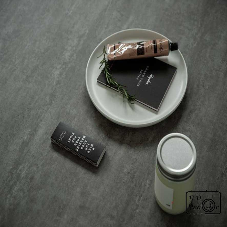 Phông nền PVC 3d giả gạch vân xi măng làm background chụp ảnh - TiTi Decor