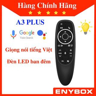 Chuột bay tìm kiếm giọng A3 Plus có đèn LED Voice 1 chạm trên Android Box G10S, G20S hàng chính hãng ENYBOX