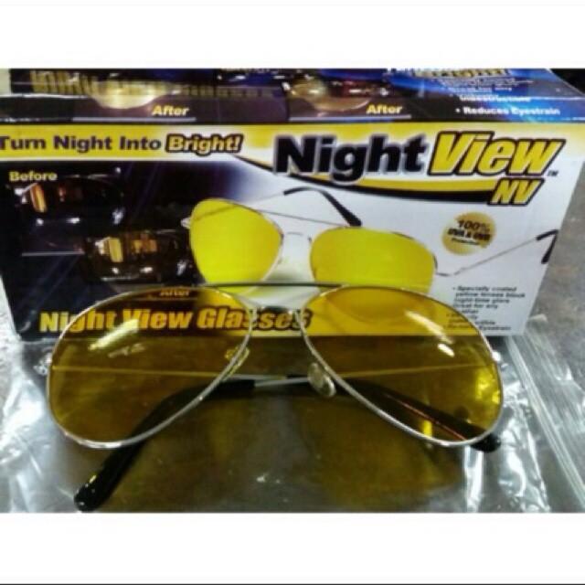 Kính mát đi đêm chống chói loá (k hộp) Gh233
