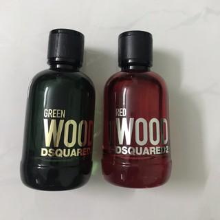 Nước hoa Nam Dsquared2 Green và Red Wood