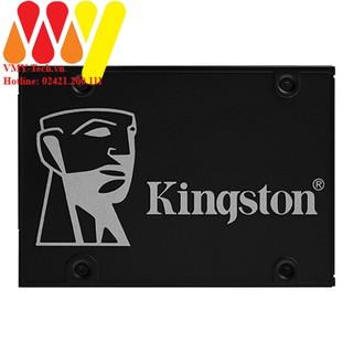 Ổ cứng SSD Kingston KC600 Sata III 256GB 512GB 1.024GB - Hàng Chính Hãng