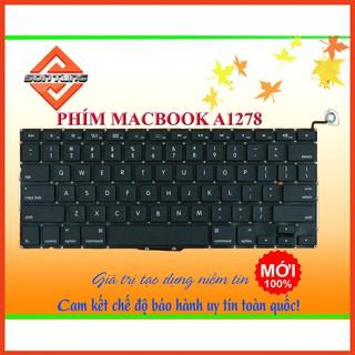 [Mã ELDEC200 giảm 6% đơn 500k] [NEW]Bàn Phím MacBook Pro 13 A1278 thumbnail