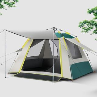 Yêu ThíchLều Cắm trại du lịch túi ngủ di động dã ngoại tự bung với 4 của sổ thoáng mát chống côn trùng lớp lót PE chống nước