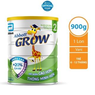 (CHÍNH HÃNG) Sữa bột Abbott Grow 2 (G-Power) 900g thumbnail