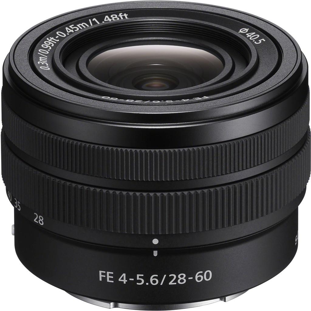 [SALE}Ống kính Len Sony FE 28-60 F4-5.6 chính hãng mới 100%