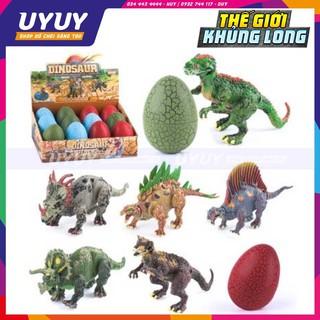 Đồ chơi trứng khủng long lắp ghép sáng tạo cho bé