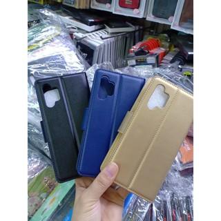 Bao da Hanman dạng ví dành cho Samsung Galaxy A32, A52, A72, A12, 2020. Hành chính hãng (ảnh thật) thumbnail