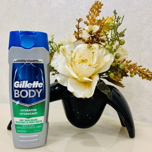 Sữa tắm nam Gillette Hydrator Hydratant 473ml