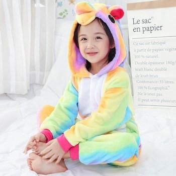 Bộ Đồ Thú Unicorn Rainbow Trẻ Em ❤️ FREESHIP ❤️