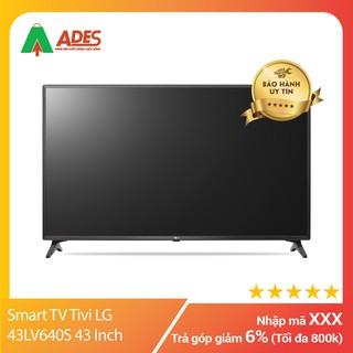 Smart TV Tivi LG 43LV640S 43 Inch
